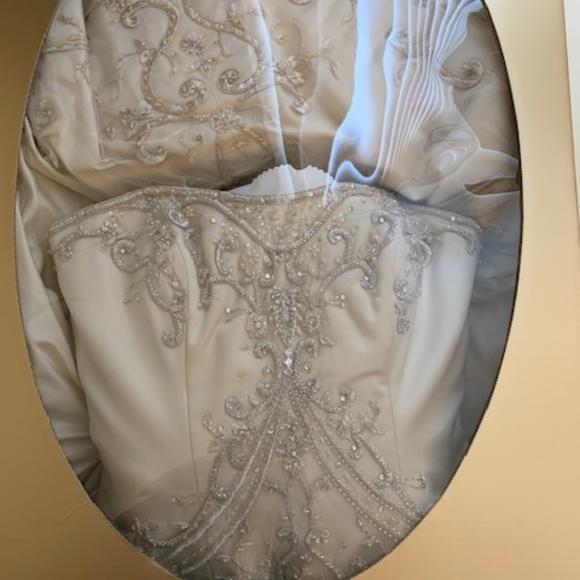 Piccione Dresses & Skirts - Piccione Wedding gown